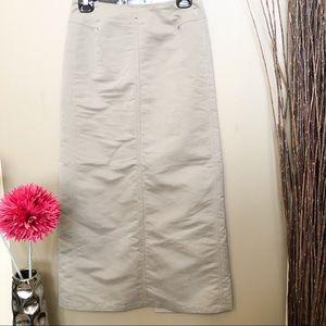 Mexx light brown skirt